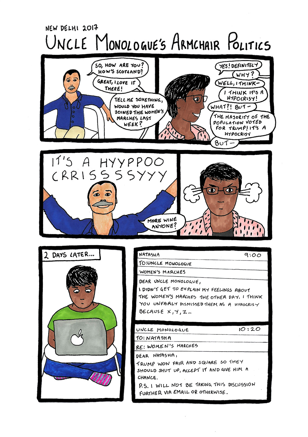 Comic-Uncle_Monologues_Armchair_Politics-Fuck_My_life-Chikaboo_Designs
